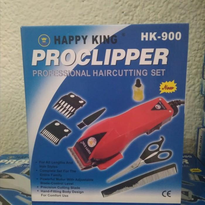 Happy King Professional Hair Cutting Set Mesin Potong Rambut ... b5e0214636