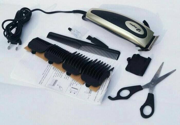 Jual Promo mesin cukur rambut jinghau  alat pangkas rambut - mucijob ... 94904f7f45