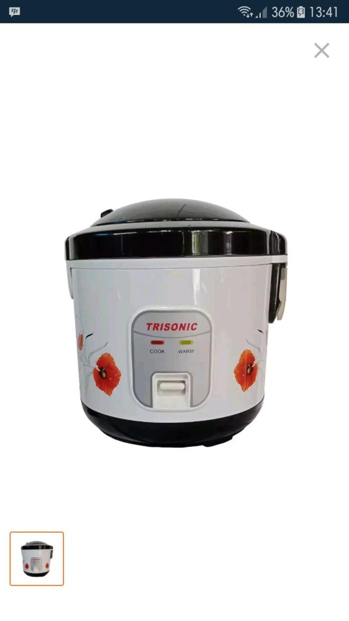 magic com rice cooker trisonic T 707 N 1.2 L perkakas murah