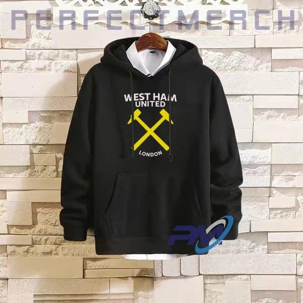 brand new 4e10d 360a8 Jual Hoodie Sweater West Ham United London - Perfect Merch - Kab. Bandung  Barat - PERFECT MERCH | Tokopedia