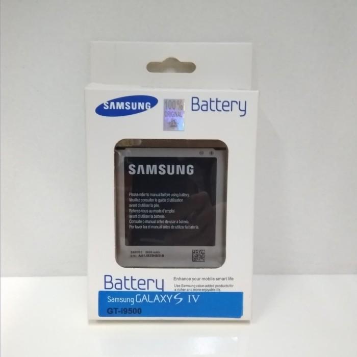 baterai Samsung galaxy S4 GT-i9500 Original Samsung batre