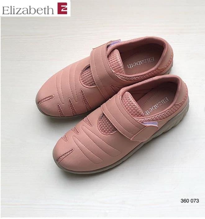 Jual Sepatu Elizabeth Casual Sneakers Shoes Wanita Elegan - Merah ... 8ff0e125b0