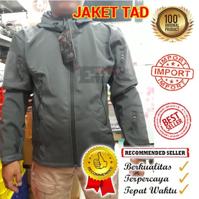Jaket army impor/jaket tactical tad 100% kualitas premium
