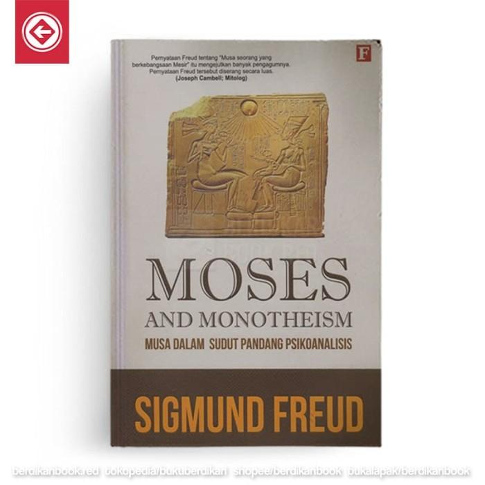 harga Moses and monotheism Tokopedia.com