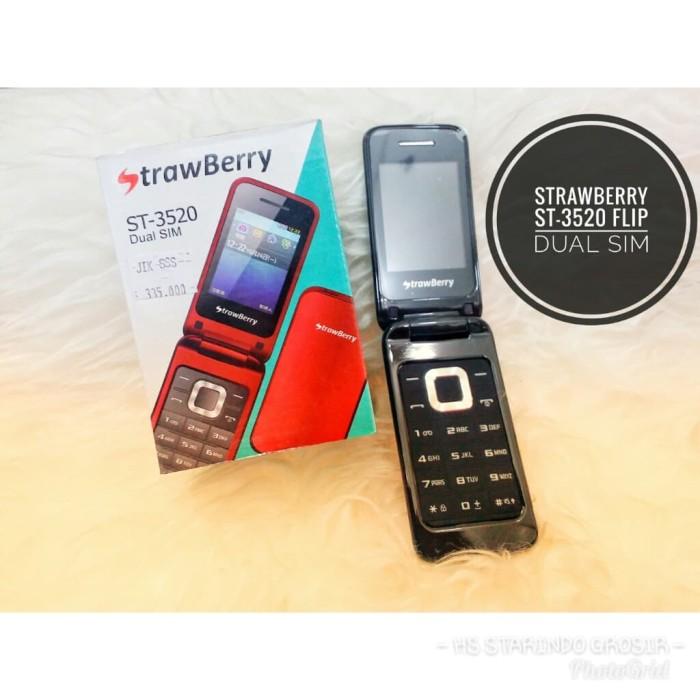 HP Strawberry ST 3520 Flip Dual SIM