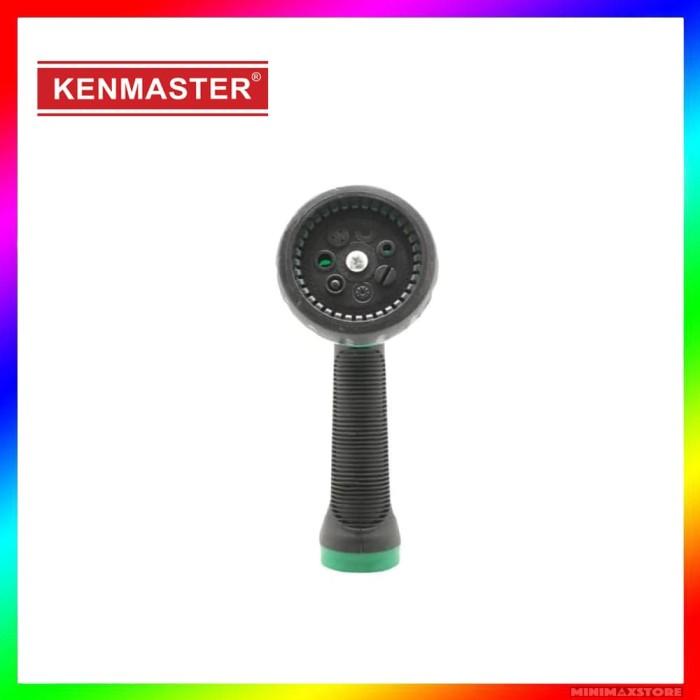 Kenmaster KM-216 Semprotan Air 7 Posisi Set 5 Pcs Water Sprayer KM216