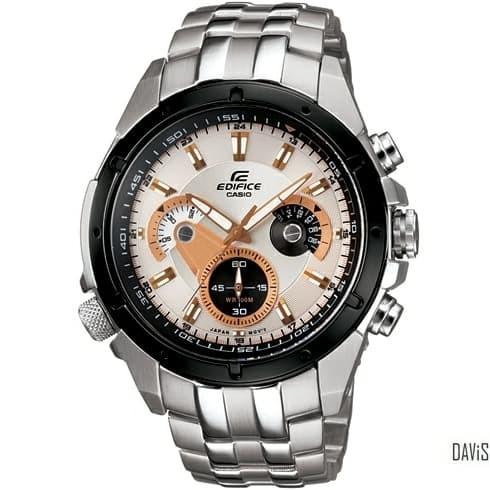 Jual Jam Tangan Casio Edifice Chronograph Elegant EF-535D-7A - Casio ... bffdb59229