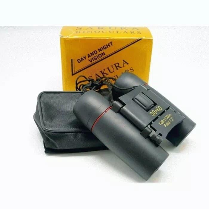 Foto Produk tropong sakura 30x60 binoculars alat perlengkapan out door dari zahwaherbal
