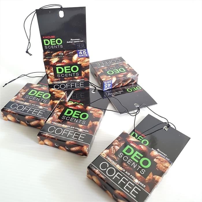 Foto Produk Parfum Mobil Coffee Gantung Kagumi DEO Scents dari TripleeXvariasi