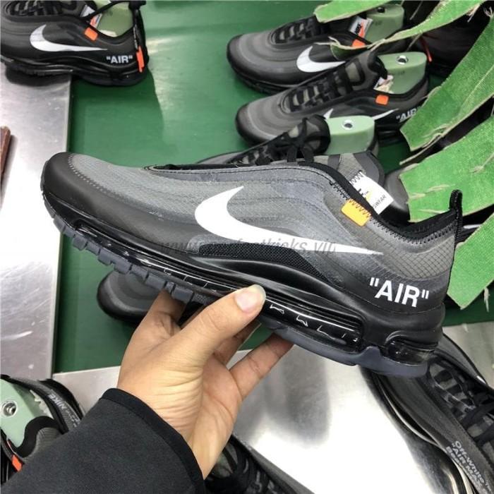 Jual Nike Airmax 97 Off White Black PK GOD (pre order) Kota Batam Toko God PK | Tokopedia