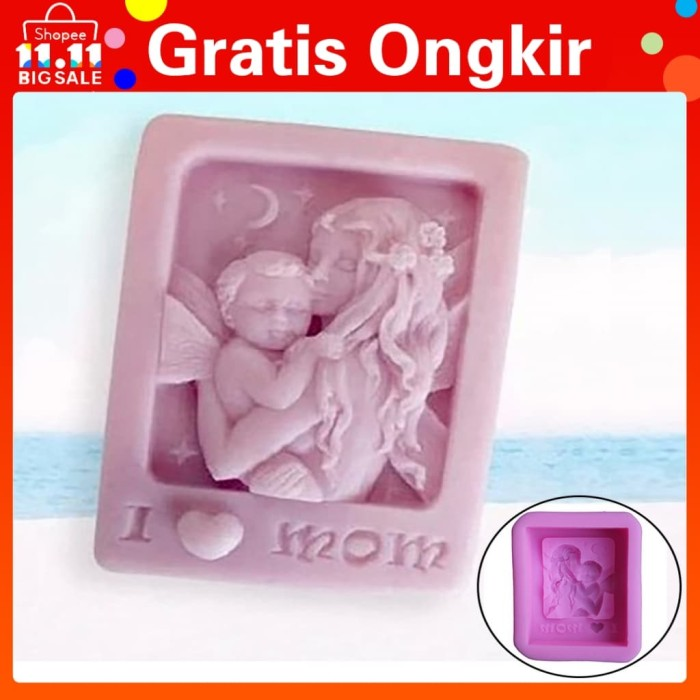 DIY 3D Exhibition Stand Silicone Mold Craft Mold Gift Display Tray Molds