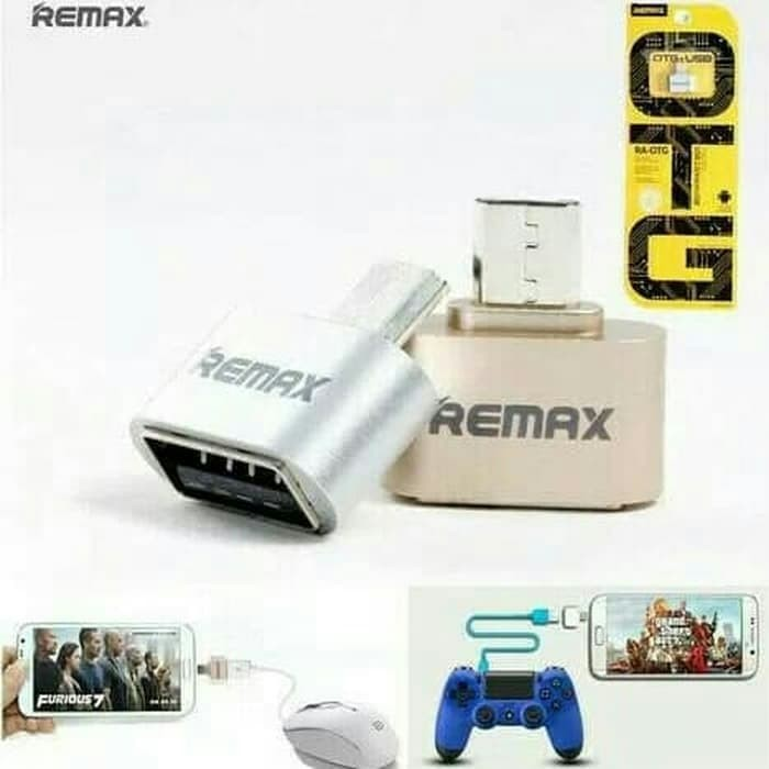 harga Micro usb otg usb female remax flashdisk adapter android samsung oppo Tokopedia.com
