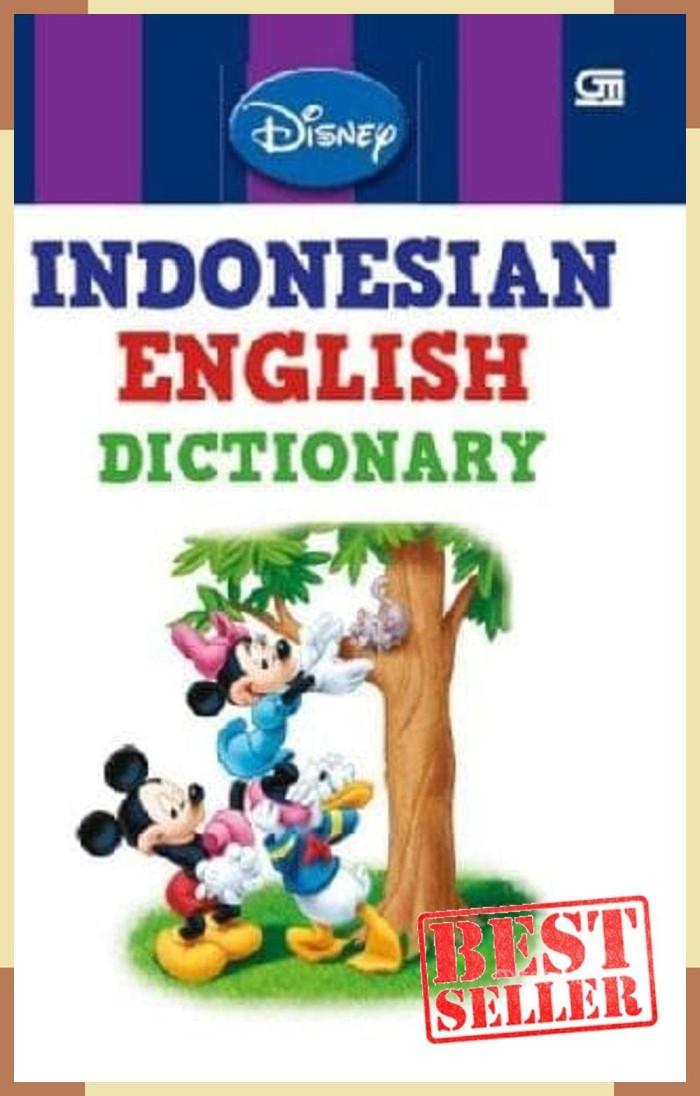 Foto Produk SALE / Kamus Disney English Indonesian Dictionary Disney Anak Bahasa dari REVOLUSI ONLINE