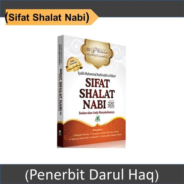 Foto Produk sifat shalat nabi saw seakan-akan anda menyaksikannya - darul haq dari Salimnaa