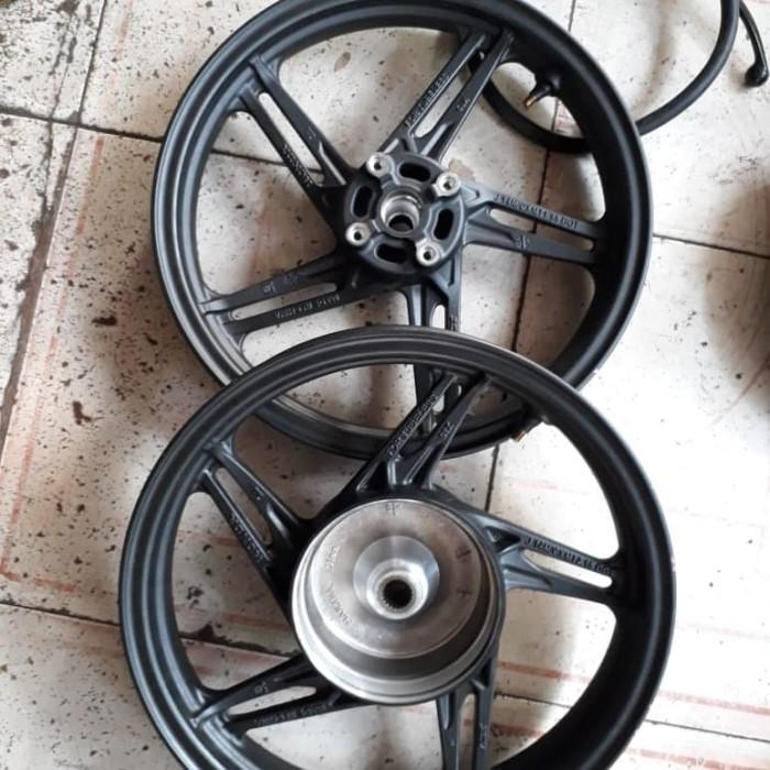 Foto Produk velg beat esp dari W4 motor Kudus