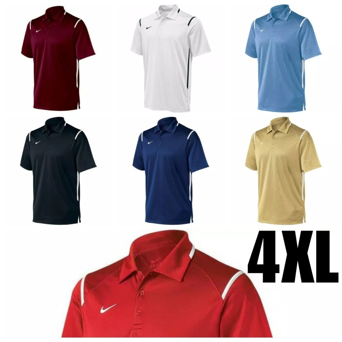 Commercial box generally  Jual Men's Polo Nike DRI-FIT Size 4XL ALL COLOUR 100% Original - Jakarta  Selatan - babas Sport | Tokopedia