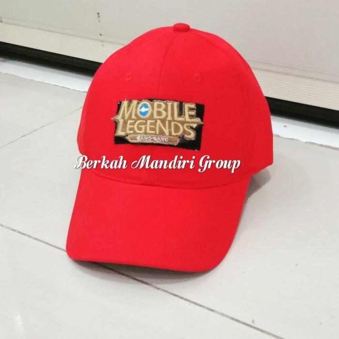 Foto Produk Topi Mobile Legends MOBA dari Berkah Mandiri Group A