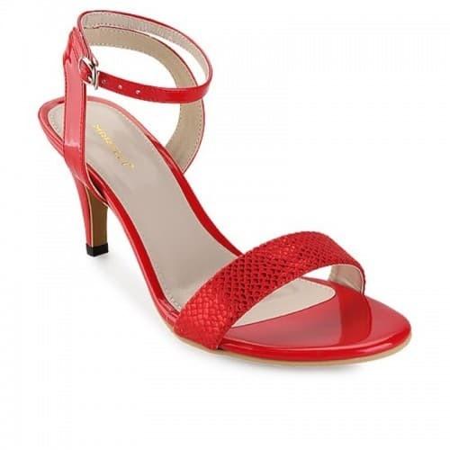 harga Marelli sepatu high heels wanita brown - 2002 - merah 35 Tokopedia.com