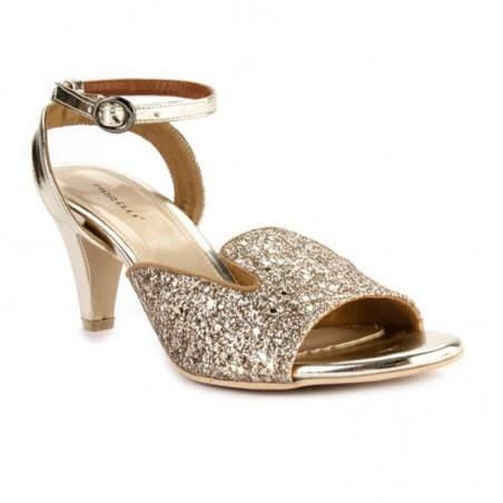 harga Marelli sepatu high heels wanita black - 2503 - emas 39 Tokopedia.com