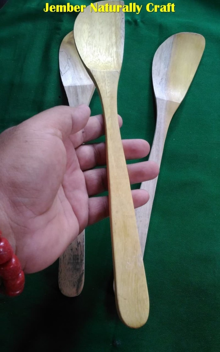 Foto Produk Entong Centong KAYU NAGKA Model 2 3 Pcs to NATURALLY CRAFT JEMBER dari NATURALLY CRAFT JEMBER