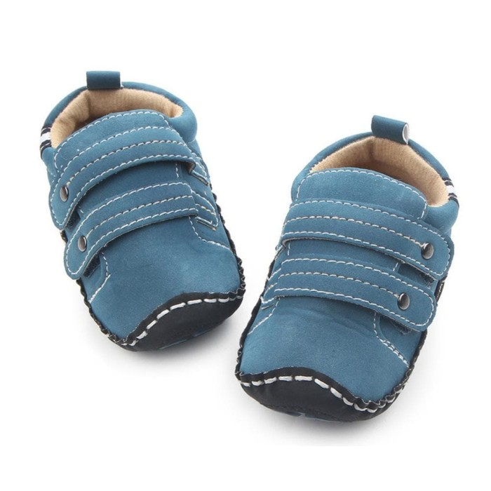 Foto Produk FRESCO sepatu prewalker anak cowok import dari lindastoree