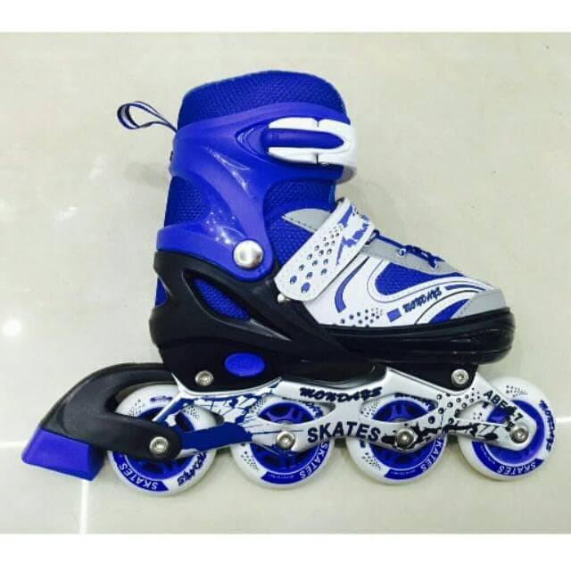 Jual Sepatu Roda Anak Model Bajaj Dan Sejajar Free Baut Bajaj ... 865e6ee16e
