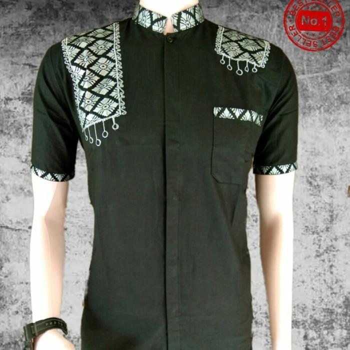 Foto Produk Baju Koko / Baju Muslim Pria / Atasan Batik Pria dari Batik Flawless