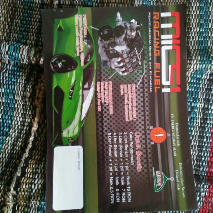 Foto Produk MICS1 Racing Fuel dari Toko sukses jaya lestari