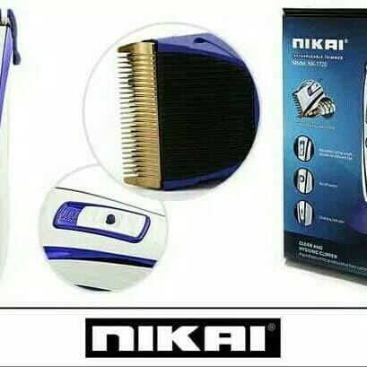 Foto Produk Alat Cukur Rambut Nikai, Nk 17-20 dari Toko Barokah 001