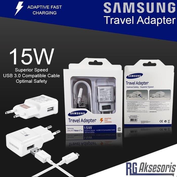 Foto Produk Jual [PROMO] charger SAMSUNG NOTE 4 ORIGINAL 100% SEIN ADapt Diskon dari zona.phonee