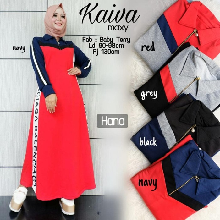 dress HANA kaiva maxy