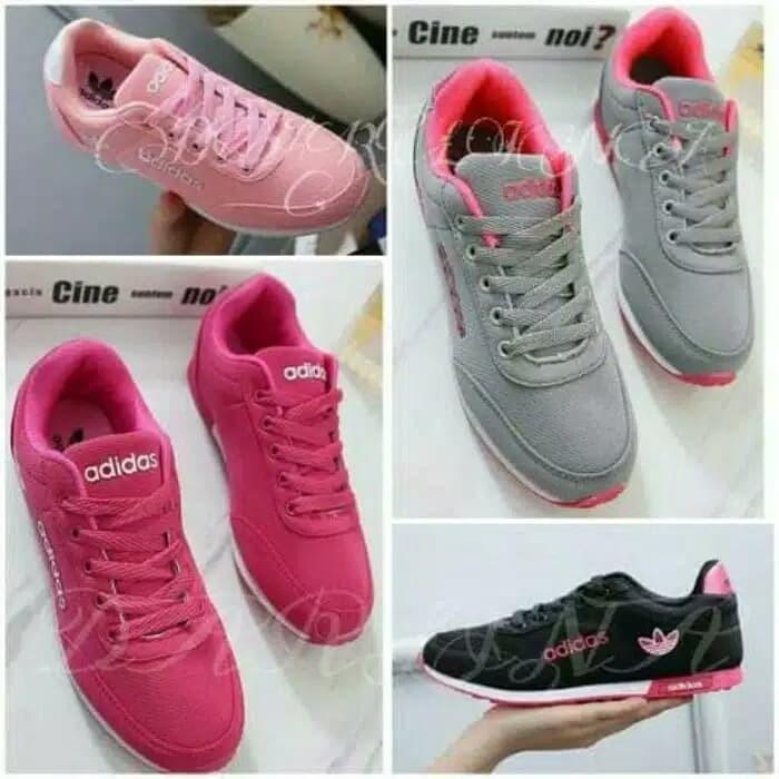 Foto Produk sepatu wanita adidas run dn27 - Salem, 36 dari JuraganSepatuBogor