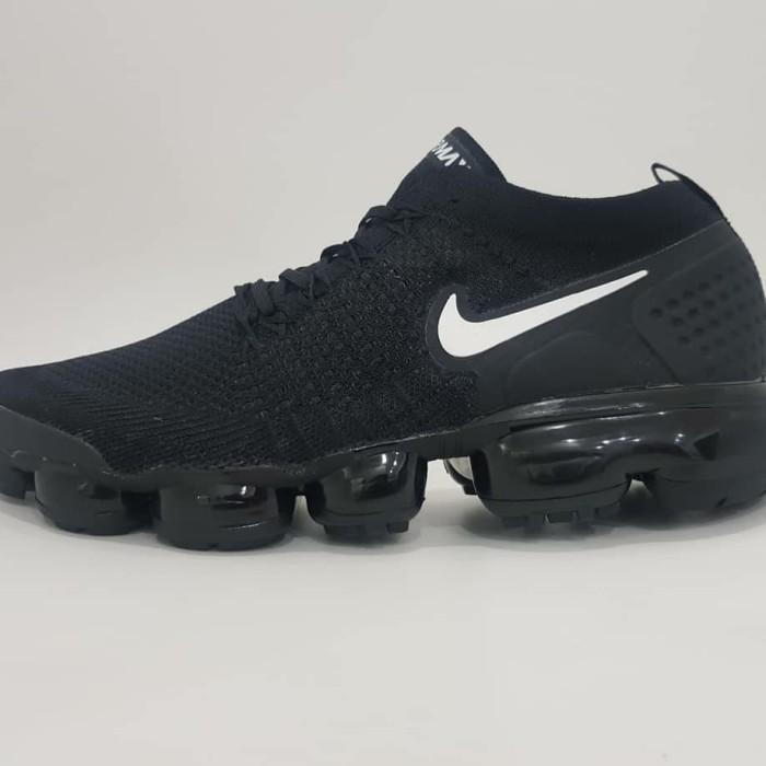 new style efa1e 6abdb Jual nike vapormax 2.0 man black white - fahtu shoes   Tokopedia