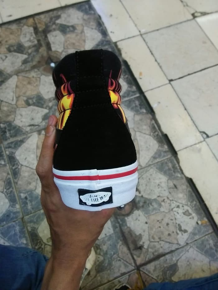 Sepatu Vans Sk8 Thrasher Grade Ori BNIB impor Vietnam untuk Cowok - Hi fb2c52f6a5