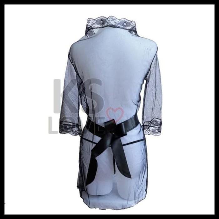 Foto Produk KOMPLIT Baju Tidur Piyama Seksi Lingerie Sexy Pakaian Dalam G String dari ninakhoerunisa17