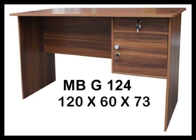 Foto Produk PROMO SPECIAL Meja tulis meja kantor staff meja gudang meja sekuriti dari ninakhoerunisa17