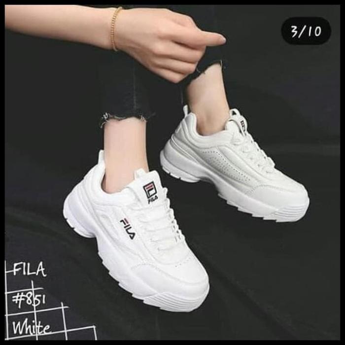 Foto Produk PRODUK TERBATAS Sepatu Sneakera Fila Nissa - dari shintiadebby30