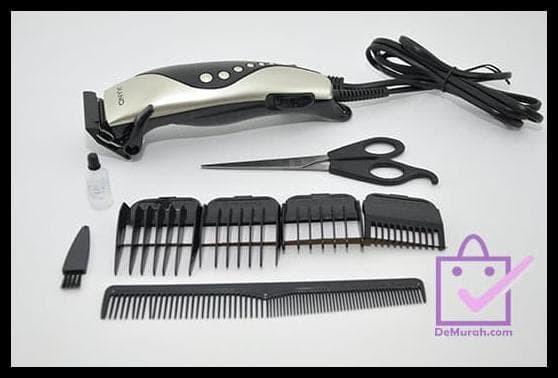 Foto Produk STOK TERBATAS Alat Cukur Rambut Onyx 4609 / Cukuran Hair Clipper dari yogadistra54