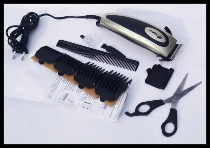 Foto Produk NEW Alat cukur Rambut Jinghao / Hair Cliper Jing HAO cukuran dari yogadistra54