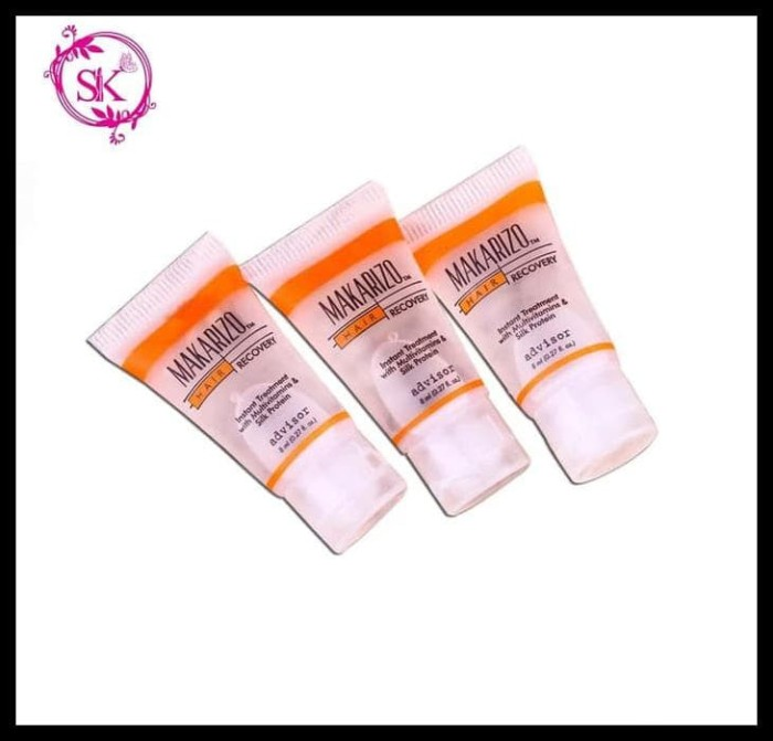 Foto Produk SALE MAKARIZO Hair Recovery 8 ml Original ( Vitamin Rambut ) dari yogadistra54