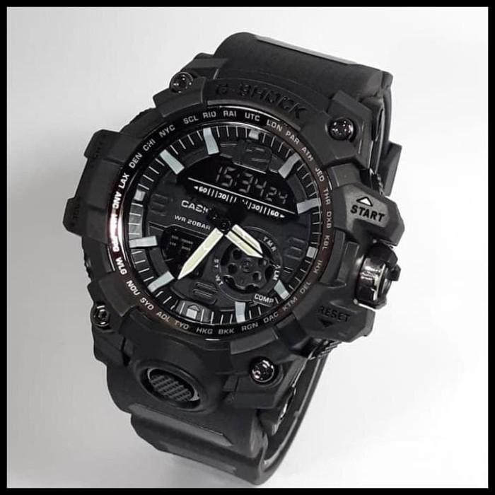 Foto Produk TERMURAH Jam tangan sport G Shock water resist buat berenang sesuai dari syarifahrifa98