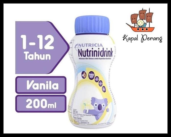 Foto Produk SPECIAL Nutrinidrink Ready to Drink 200ml dari abduliman74