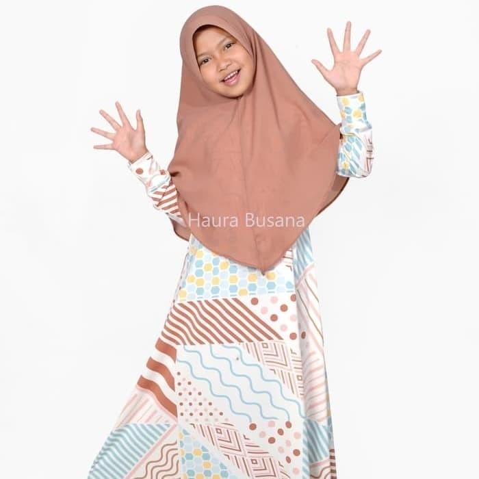 Jual gamis anak. jubah anak .syari anak. baju muslim anak perempuan ... 984f422ac5