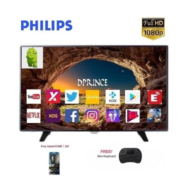 Foto Produk CUCI GUDANG Philips 43PFT6100S-70 Full HD Smart Slim LED TV 43 Inch dari Didik Elektronik7
