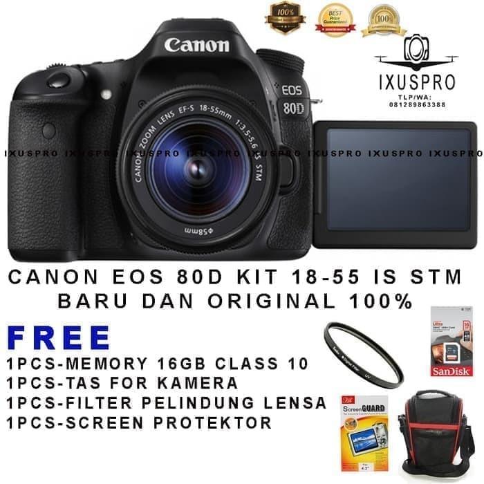 Foto Produk INFO PEMESANAN O85-336-732-OIO Kamera DSLR Kamera Studio CAMERA CANON dari YUSTIN CAMERA SHOP