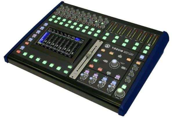 Foto Produk BIG PROMO Murah Mixer digital Toppro T2208 dari MUTIARA MUSIK
