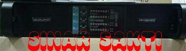 Foto Produk BIG PROMO MURAH Power Amplifier LAB GRUPPEN FP 10000Q 4 dari MUTIARA MUSIK