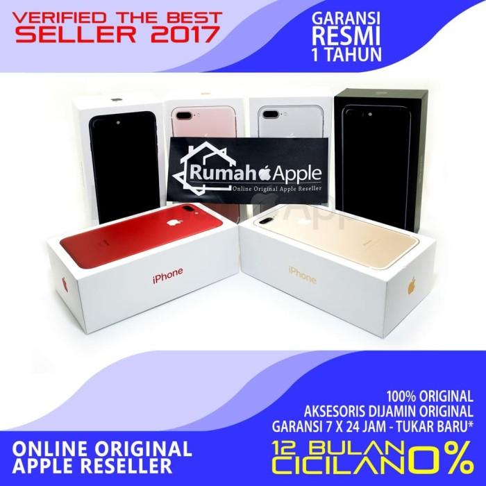 Foto Produk READY iPhone 7 Plus 128GB Rose Gold - Garansi Resmi Apple 1 Tahun dari TOKO HAPE JAKARTA
