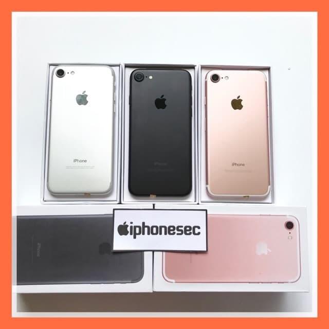 Foto Produk READY iPhone 7 32Gb Rosegold/Mate/Silver second/gold dari TOKO HAPE JAKARTA
