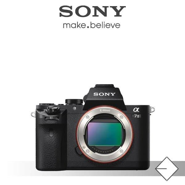 Foto Produk BIG PROMO Sony Alpha 7 Mark II Body - Sony Alpha 7II - Sony 7 II dari FAJAR BARU 1